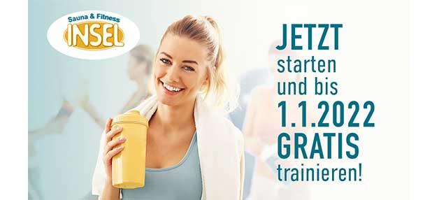 Jetzt starten und bis 1. Januar 22 gratis trainieren!
